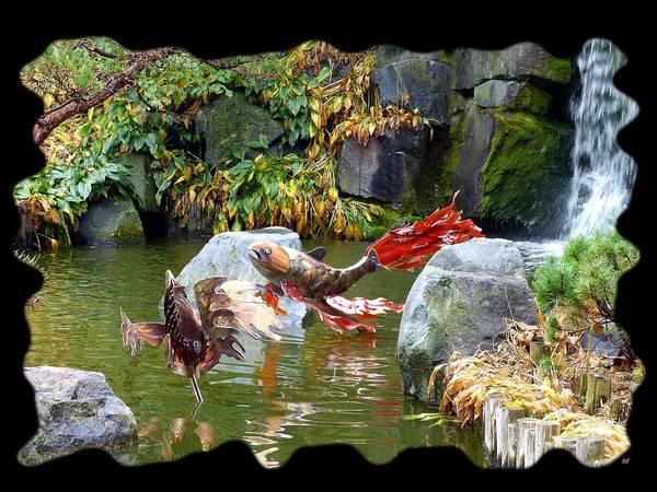 Ornamental Fish Photograph - Scenic Minnesota 13 by Will Borden