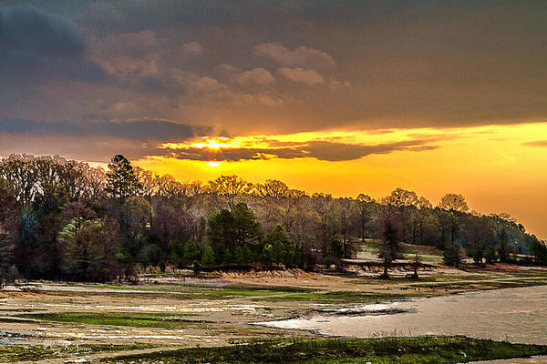 Photograph - Scenic Sunrise-2 by Barry Jones