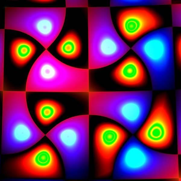 Elation Digital Art - Scheme #71 by Kenneth Keller