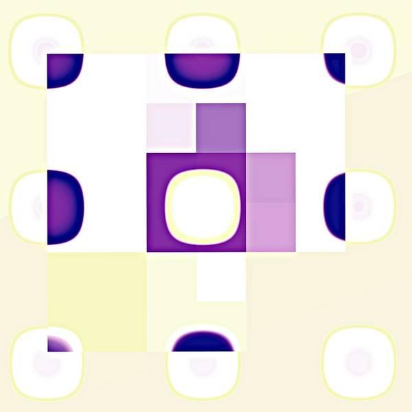 Elation Digital Art - Scheme #9 by Kenneth Keller