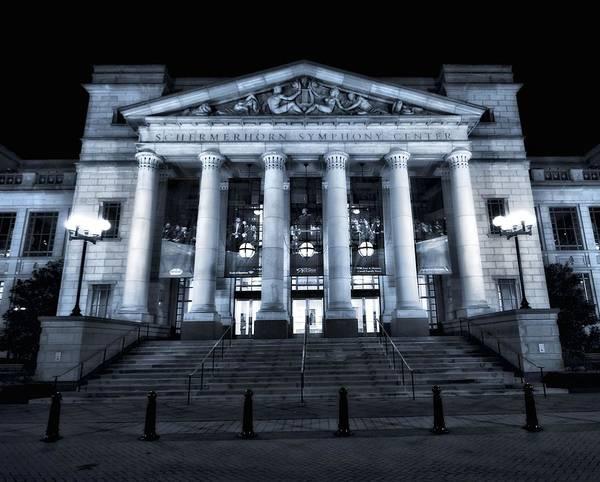 Photograph - Schermerhorn Symphony Center by Dan Sproul