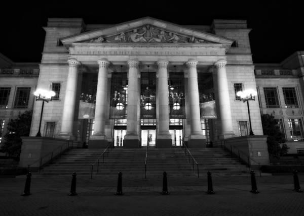 Photograph - Schermerhorn Symphony Center In Nashville by Dan Sproul