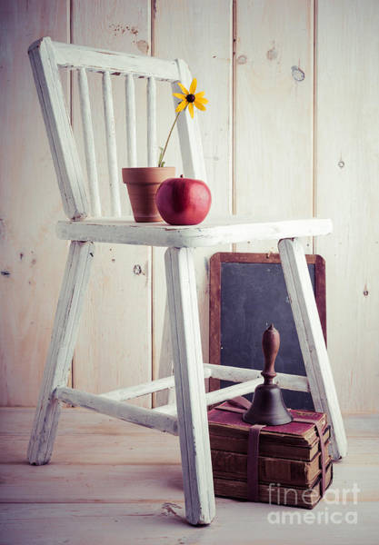 Rights-managed Wall Art - Photograph - School Days by Edward Fielding