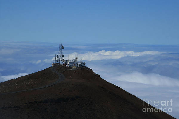 Photograph - Science City Haleakala by Sharon Mau