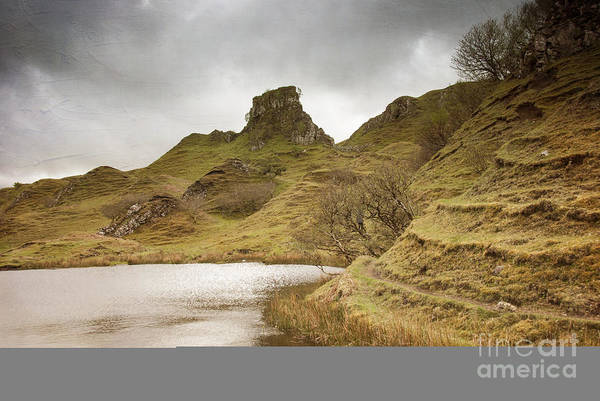 Photograph - Scottish Landscape by Juli Scalzi