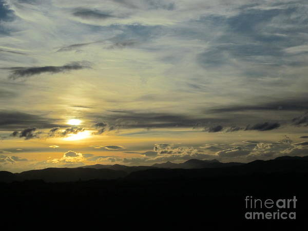 Photograph - Scottish Sunset by Sharron Cuthbertson
