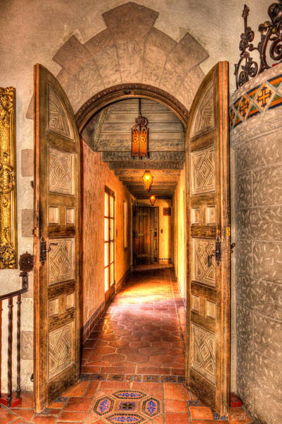 Death Valley Photograph - Scotty's Castle  by Heidi Smith