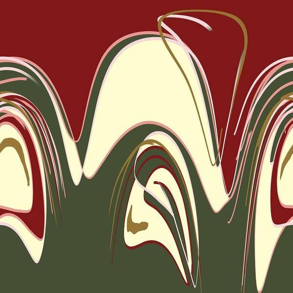 Digital Art - Scrambled by Laureen Murtha Menzl