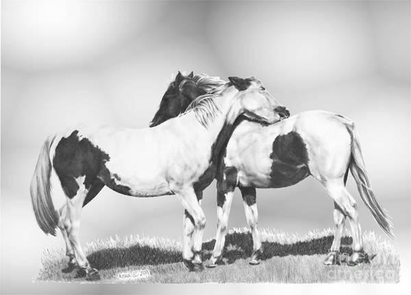 Digital Art - Scratch by Marianne NANA Betts