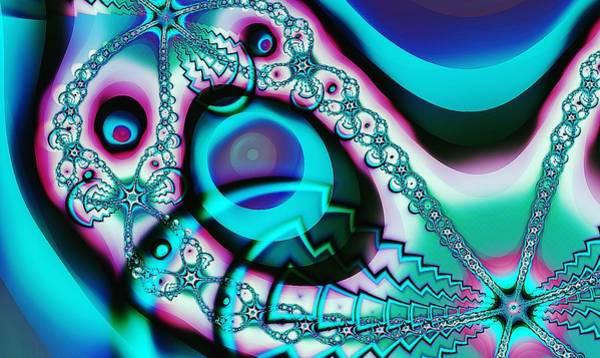 Digital Art - Screaming Ghost by Anastasiya Malakhova