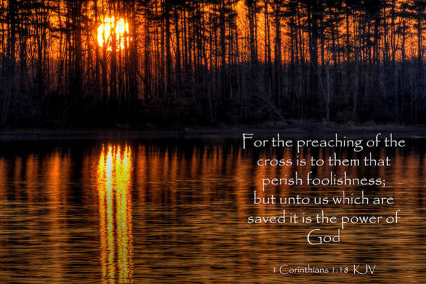 Photograph - Scripture Photo by David Dufresne