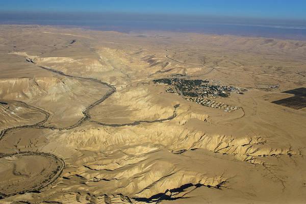 Kibbutz Photograph - Sde Boker, Negev Desert by Ofir Ben Tov