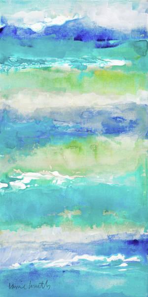 Coastal Digital Art - Sea Azure I by Lanie Loreth