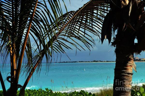 Turks And Caicos Islands Wall Art - Photograph - Sea Breeze by Judy Wolinsky