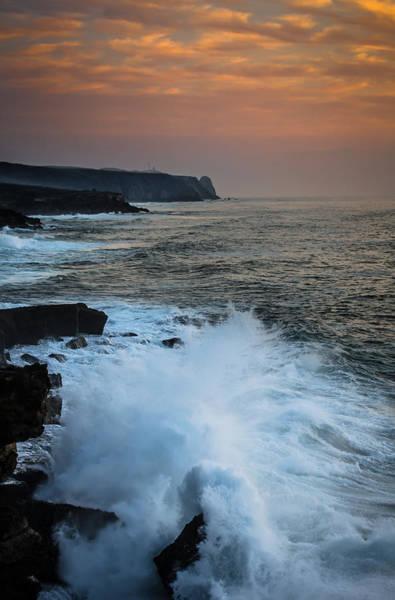 Azenhas Photograph - Autumn Sea by Edgar Laureano