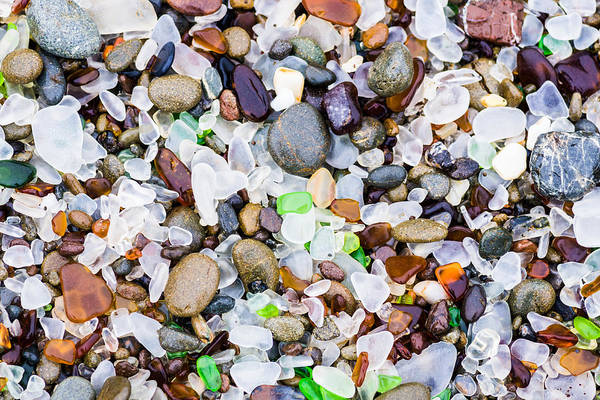 Photograph - Sea Glass Memories by Priya Ghose