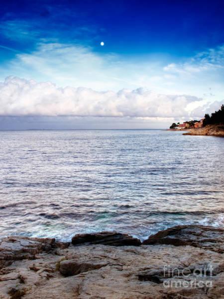 Losinj Photograph - Sea Horizon by Sinisa Botas