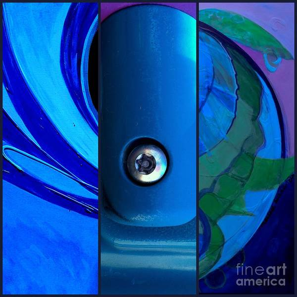 Painting - Sea Me by Marlene Burns