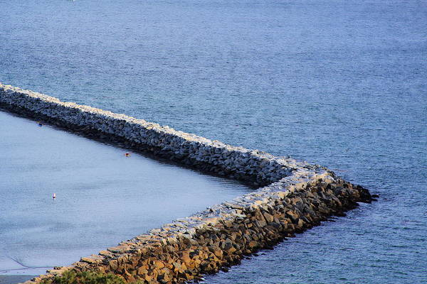 Sea Wall Art Print