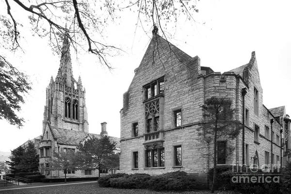 Photograph - Seabury Western Seminary by University Icons