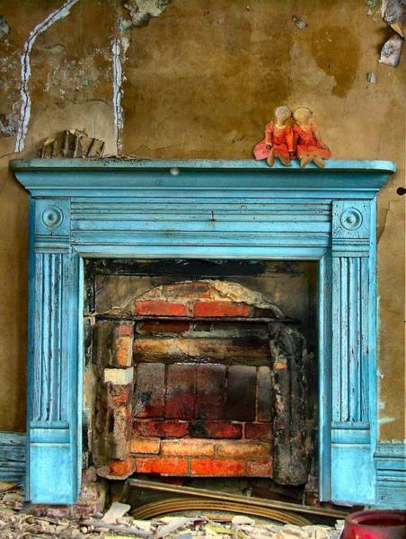Doll House Photograph - Sealed Forever In The Past by Julie Dant