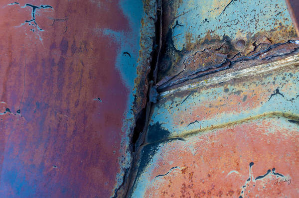 Photograph - Seam Between by Fran Riley