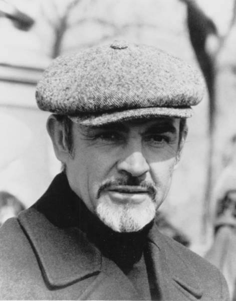 Sean Connery Art Print