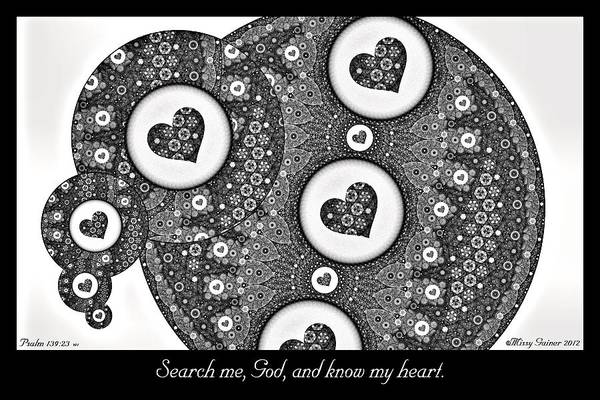 Digital Art - Search Me by Missy Gainer