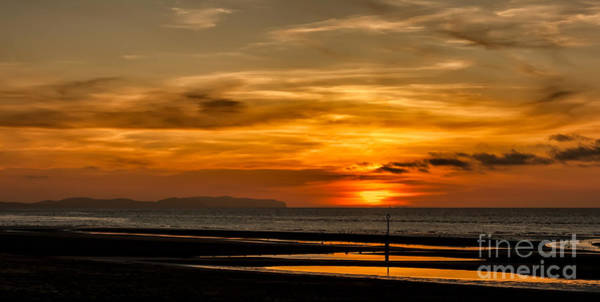 Wall Art - Photograph - Seascape Sunset 2 by Adrian Evans