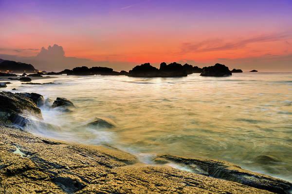Taiwan Photograph - Seascape by Taiwan Nans0410