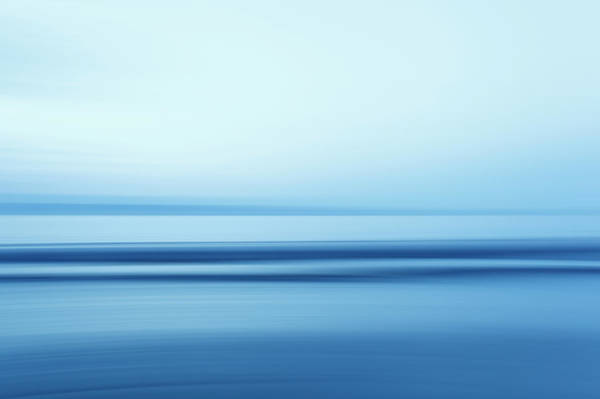 Bristol Channel Photograph - Seaside Abstract by James Osmond