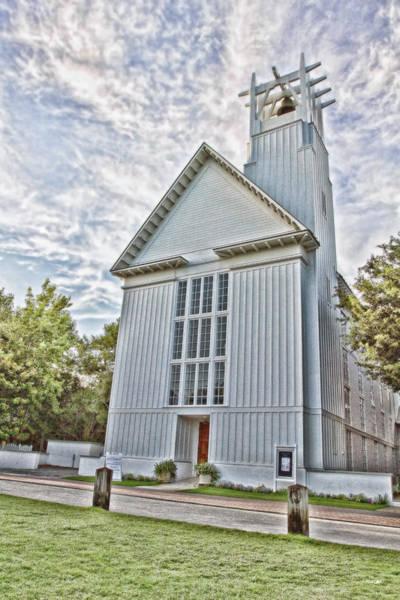 Vows Photograph - Seaside Chapel - Pov 2 by Scott Pellegrin