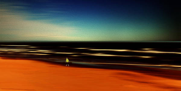 Hs Photograph - Seaside by Herbert Seiffert