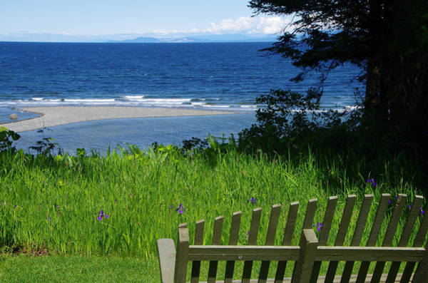 Photograph - Seaside Vista by Marilyn Wilson