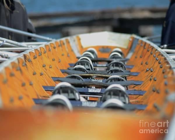 Racing Shell Photograph - Seat Races by Brenda Dorman