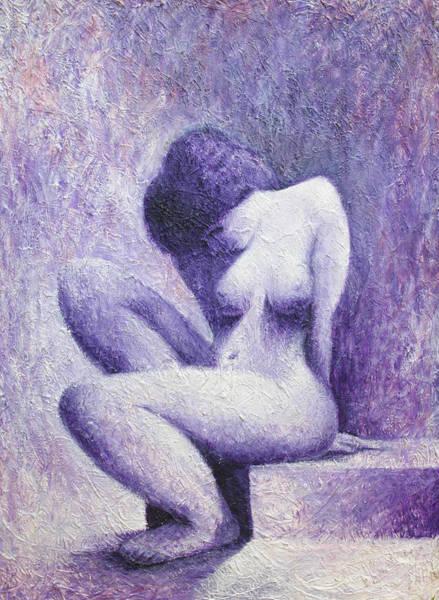 Wayne Carlisi - Seated Women