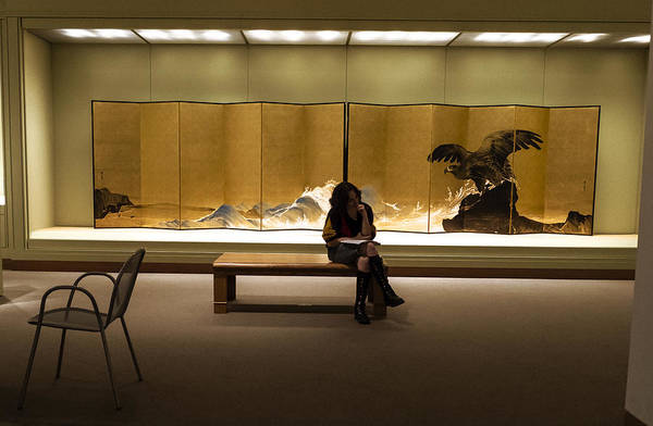 Photograph - Seattle Art Museum 2011 by Frank Winters