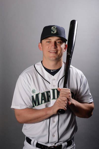 Sports Training Photograph - Seattle Mariners Photo Day by Norm Hall