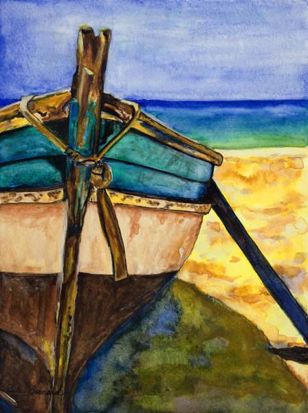 Painting - Seaworthy by Dale Bernard