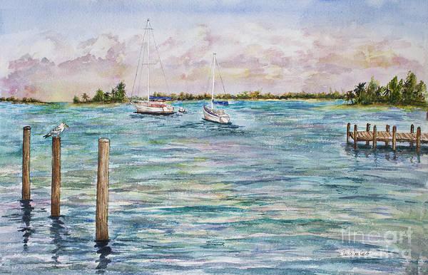 Sebastian Marina Art Print