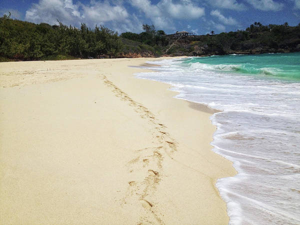 Barbados Photograph - Secluded by Nicolas Kipourax Paquet