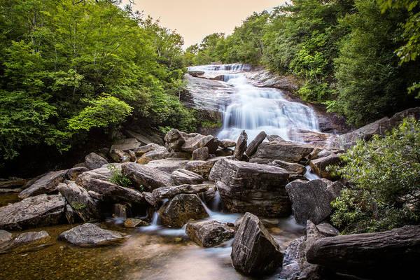 Photograph - Second Falls by Randy Scherkenbach