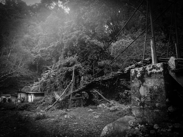 Photograph - Second-hand Bridge by Tyler Lucas