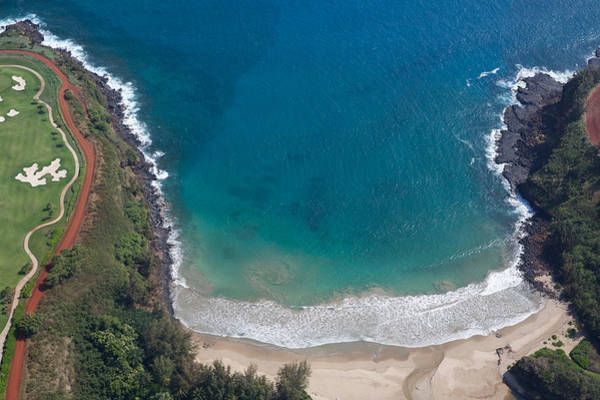 Photograph - Secret Cove Kauai Westshore by Steven Lapkin