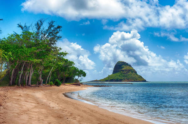 Photograph - Secret Island Beach And Chinaman's Hat by Dan McManus