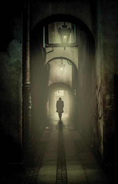 Photograph - Secret Passage by Jaroslaw Blaminsky