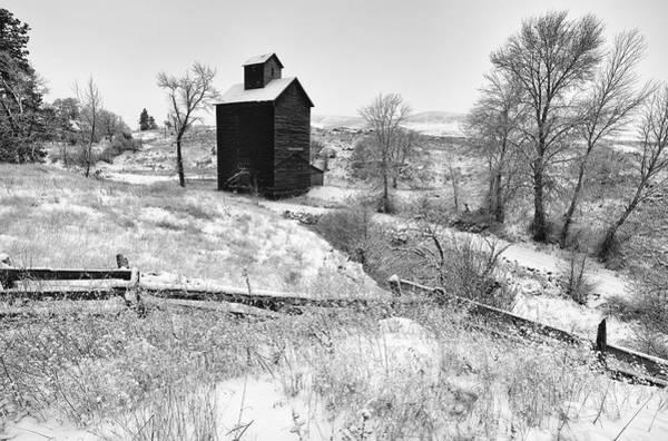 Boyd Photograph - Secrets Of Oregon by Darren  White