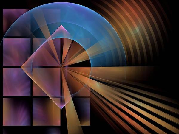 Dive Bar Digital Art - Security-center-panel-1bb by Bill Campitelle