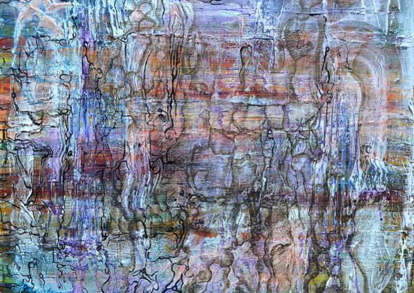 Painting - Sediments by Regina Valluzzi