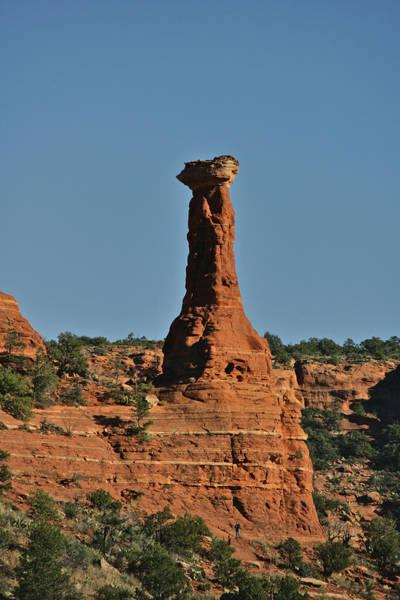 Photograph - Sedona Chimney Rock by Steven Lapkin